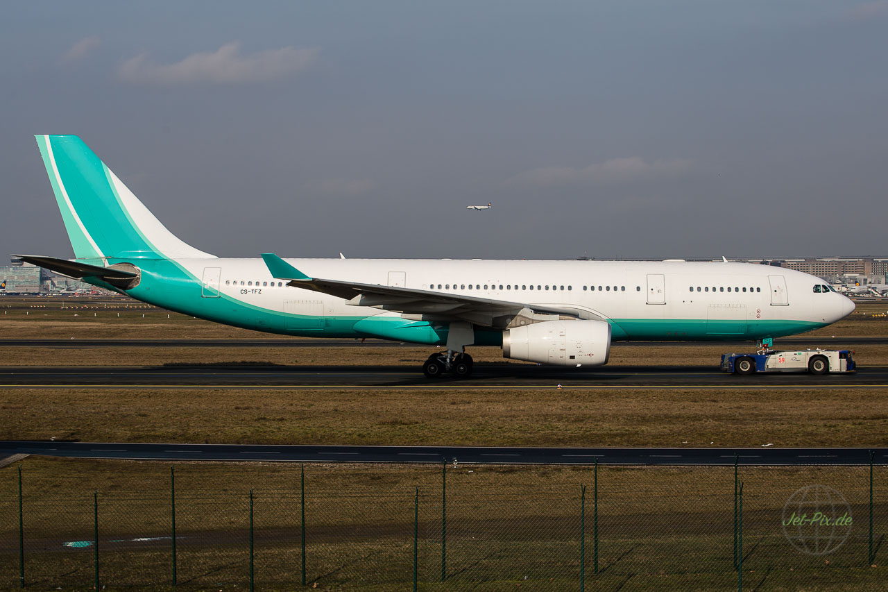 CS-TFZ FlyNAS Airbus A330