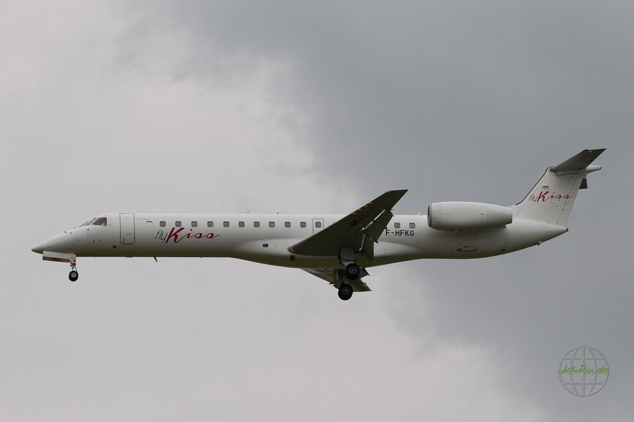F-HFKG Fly Kiss Embraer