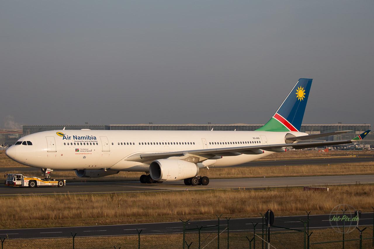 V5-ANO Air Namibia Airbus A330