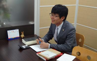 船橋のあしたば法律事務所の弁護士 田村誠志