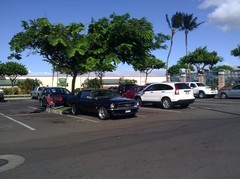 Ben's Car @Maui, Hawaii