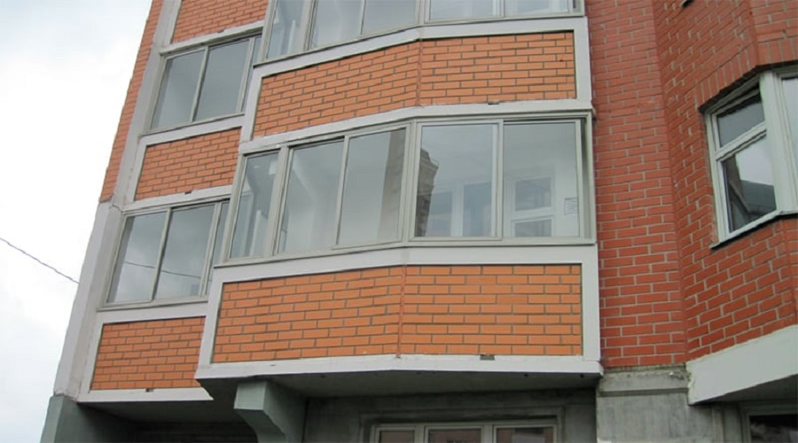 Окна п44т лоджия.