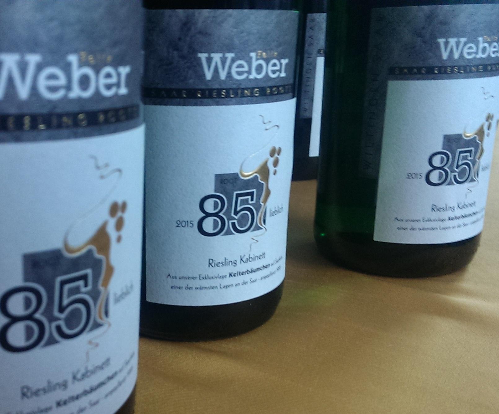 Saarweingut Felix Weber, Wiltingen, Saar-Riesling-Roots
