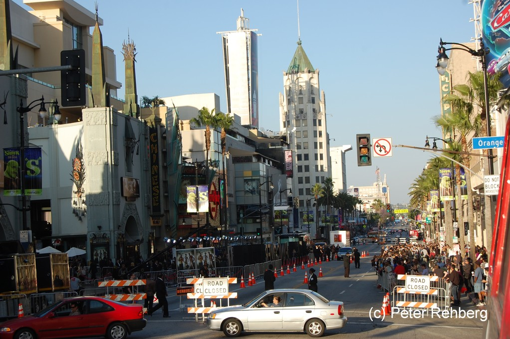 Los Angeles, Hollywood Blvd.