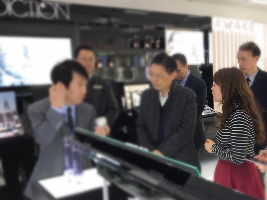 2016年12月コーセー様 通訳