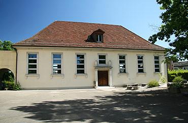 Turnhalle Burgschulhaus