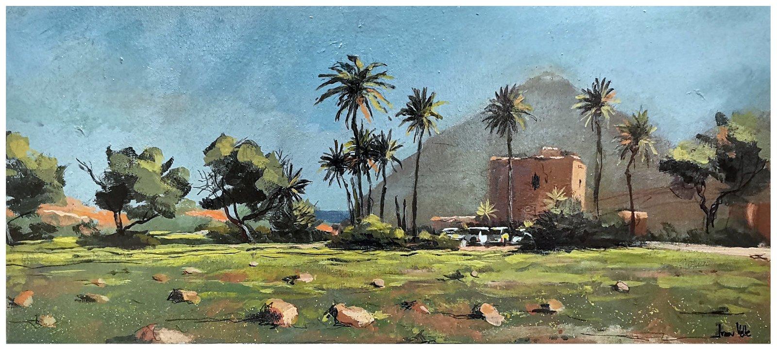 Torre de los Alumbres en Rodalquilar, 60 x 25