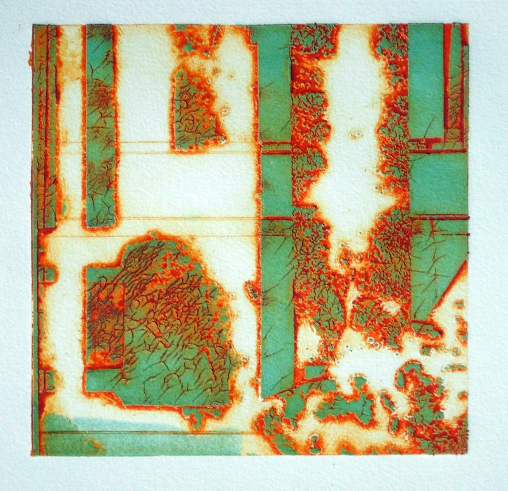 Técnica: fotopolímero Papel Hahnemuehle 300 gr. Medidas 19'5x19'5cm