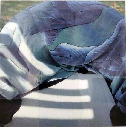 """Carlos Pérez Siquier """"Del ines""""                        Fotografía sobre devon 50 x 50 cm"""