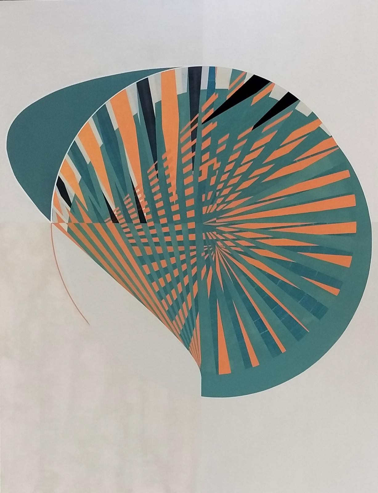 Lugar 1 Técnica mixta sobre lienzo 180 x 14