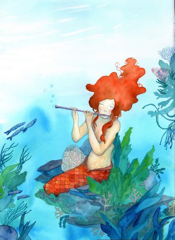 Sirena Flauta