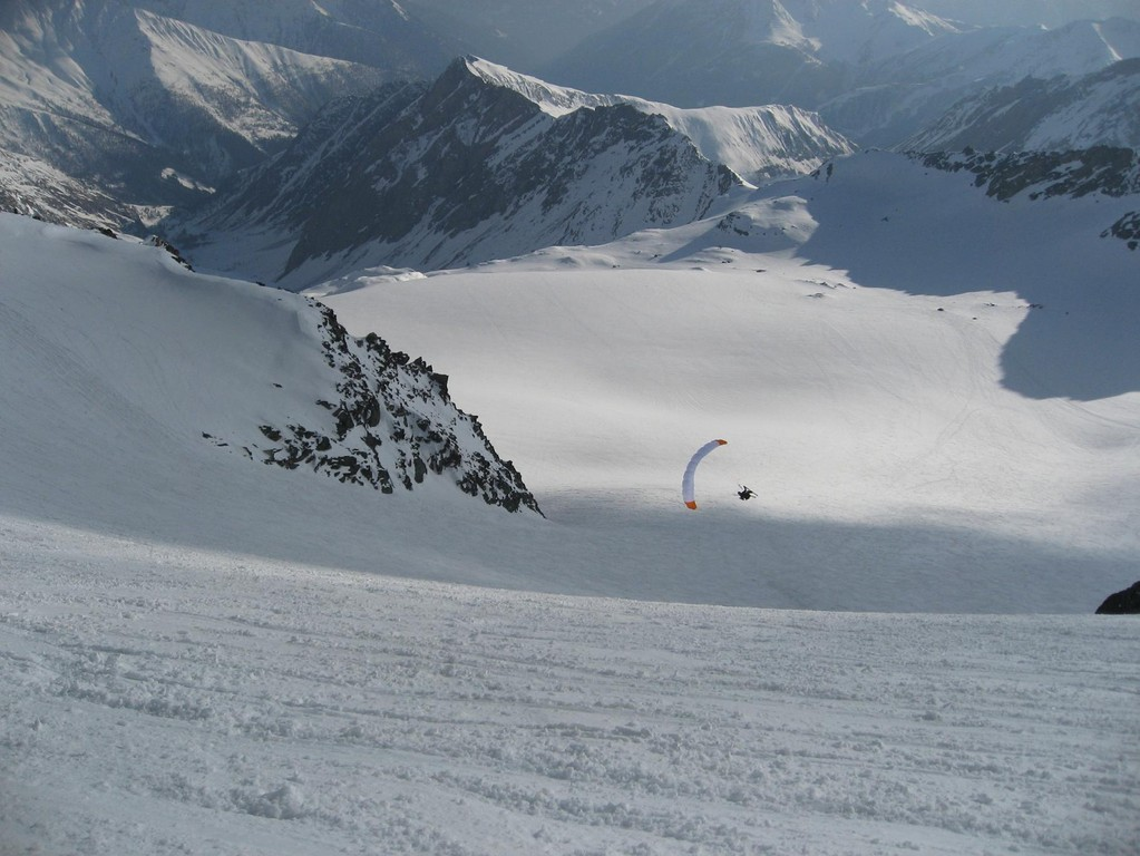 Speedflying Glockner 2009
