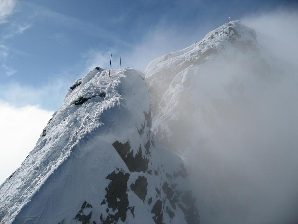 Abstieg Glockner 2009