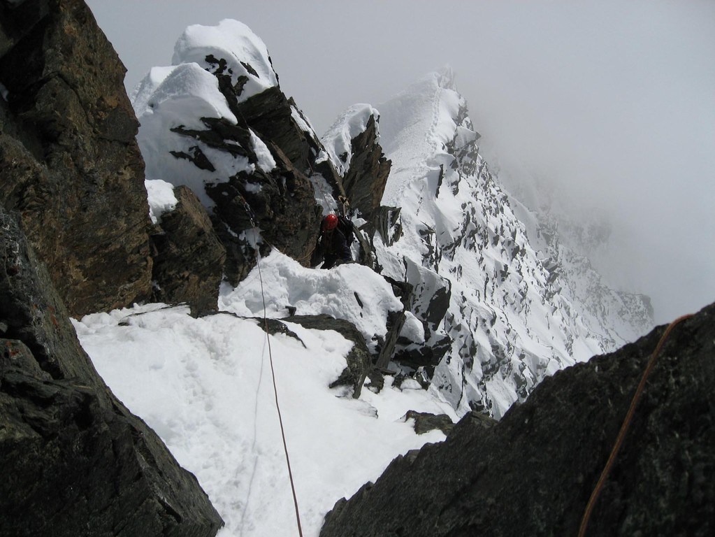 Aufstieg Glockner 2009