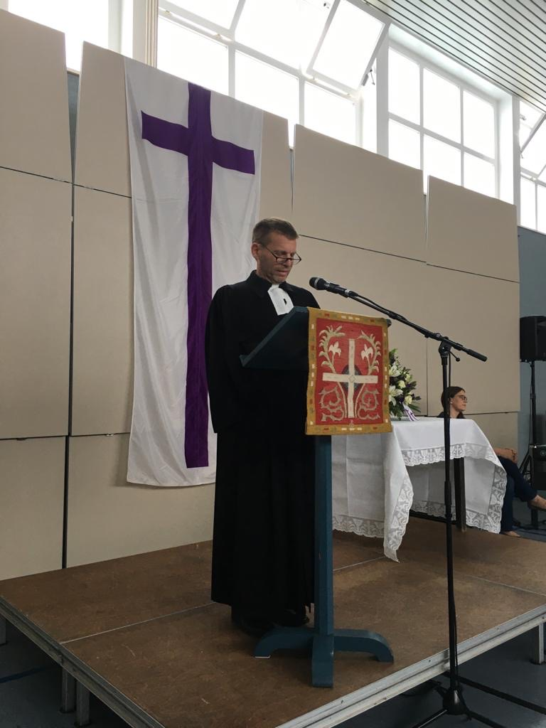 Ruhestand Pfarrer Thomas Capelle
