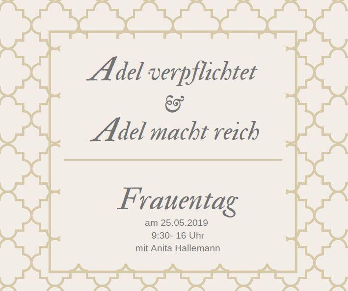 Frauentag in Wesendorf
