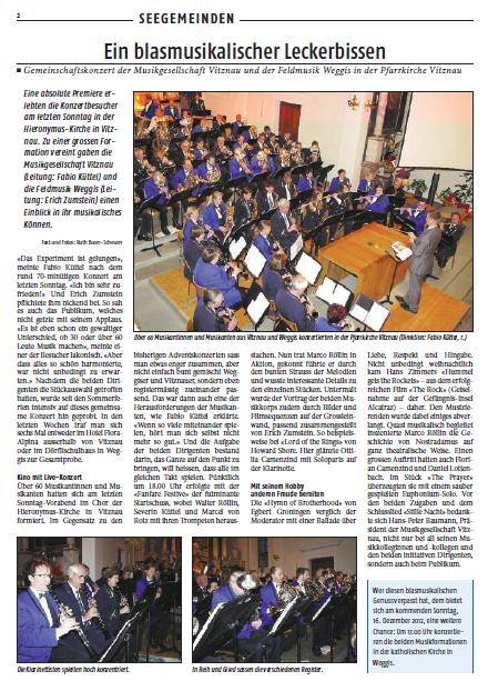 Wochen-Zeitung, 14.12.2012
