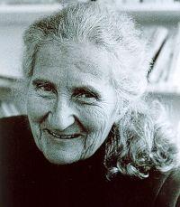 Porträt von Ruth C. Cohn