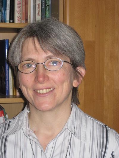 Schwester Maria Maxwald