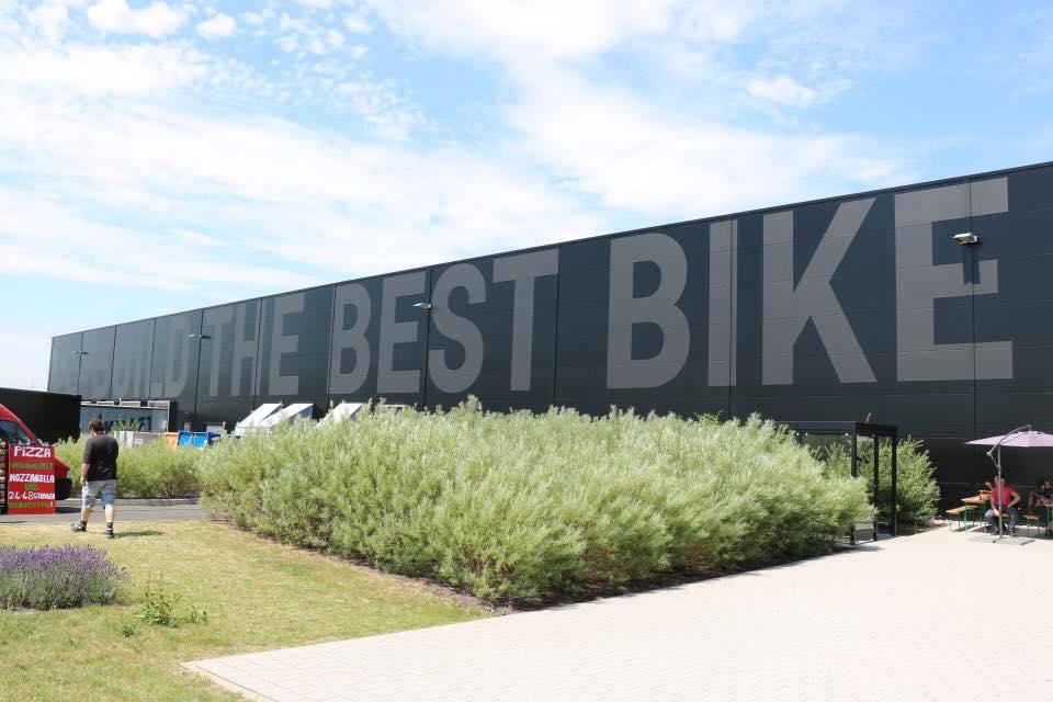In Koblenz sitzt die Canyon.Factory mit dem Anspruch die besten Fahrräder der Welt zu bauen.