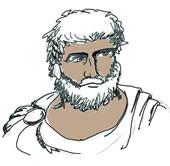 アリストテレスの図