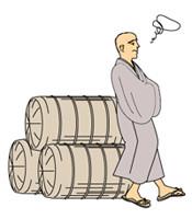堕落した葬式仏教のお坊さん