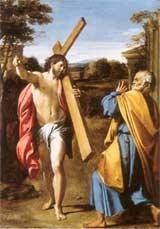 キリストの絵