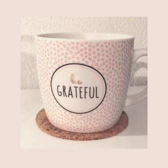 Dankbar sein