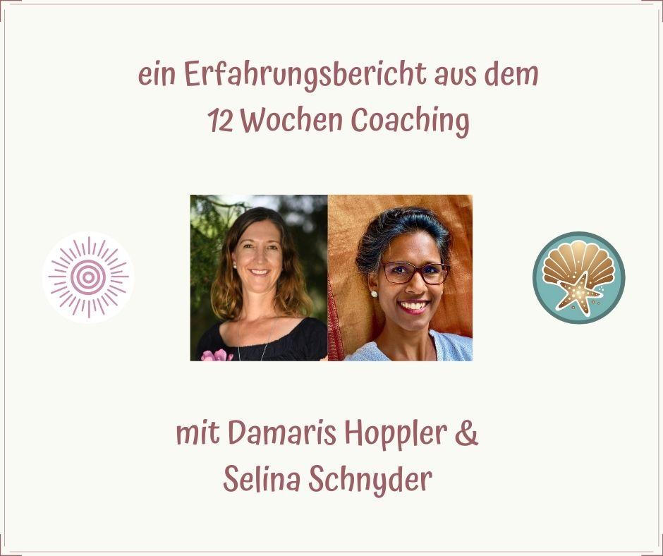 Erfahrungsbericht aus dem 12-Wochen Coaching