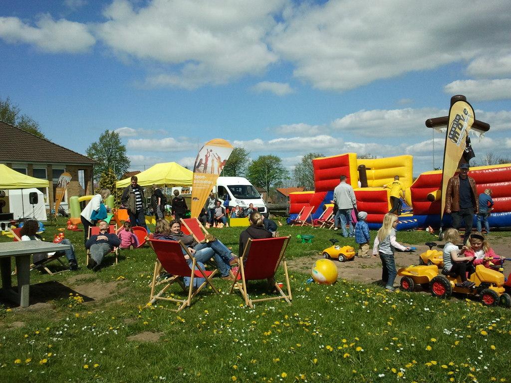Gemeindefest Bovenau Kinderfest