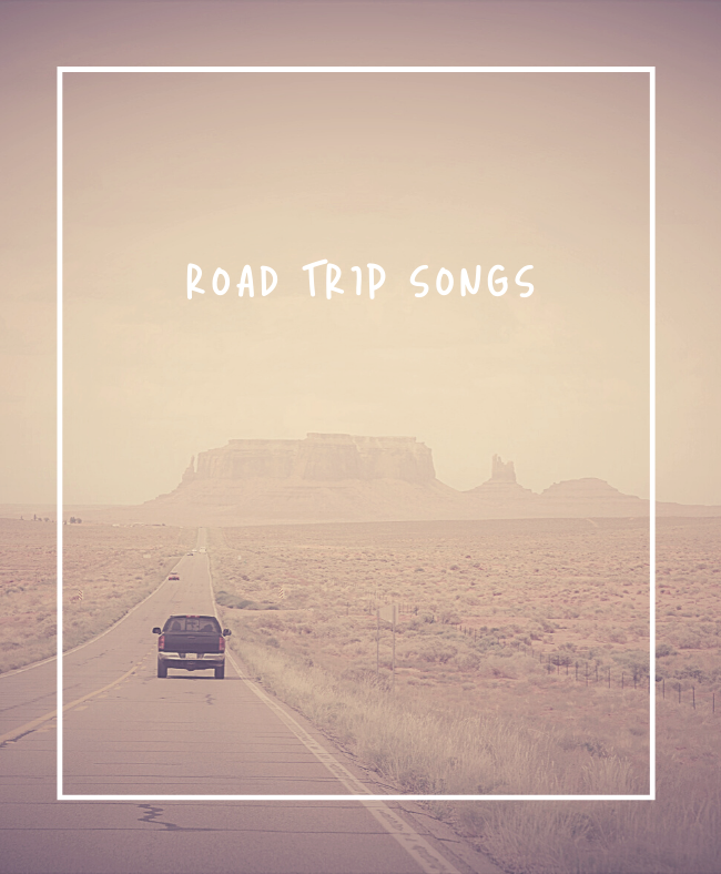 Road trip playlist - Grand Tour of the West (2013)
