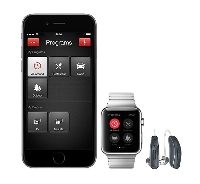 GN ReSound Linx2 & Apple Watch