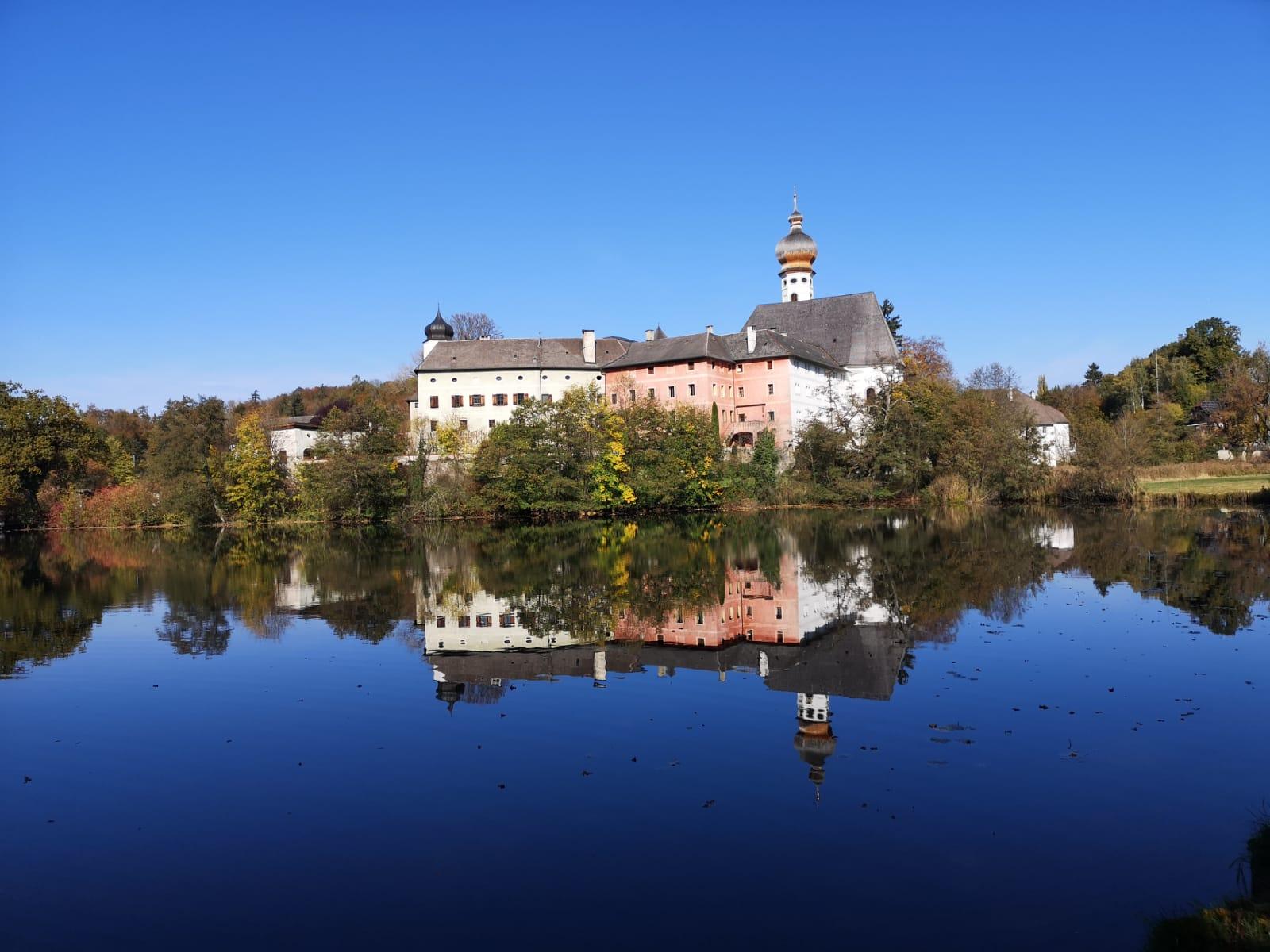 Das Kloster von Höglwörth