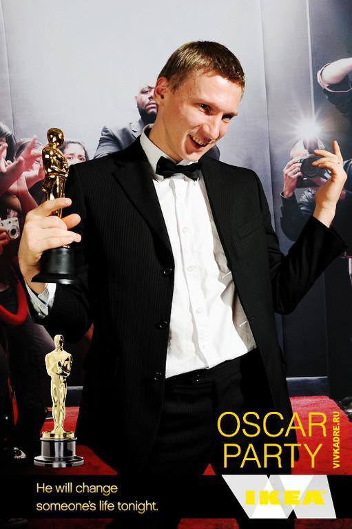Фотосессия Оскар, красная дорожка