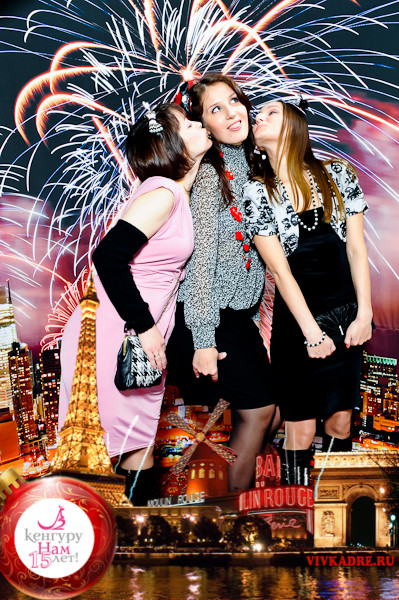 Фотосессия Новый год