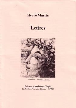 Lettres - Editions Clapas