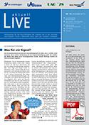 LIVE aktuell Nr. 10 | Ausgabe 04/13