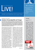 NP-LIVE! Nr. 11 | Ausgabe 08/13