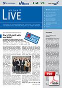 LIVE aktuell Nr. 09 | Ausgabe 01/13