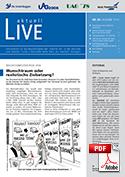 LIVE aktuell Nr. 08 | Ausgabe 11/12