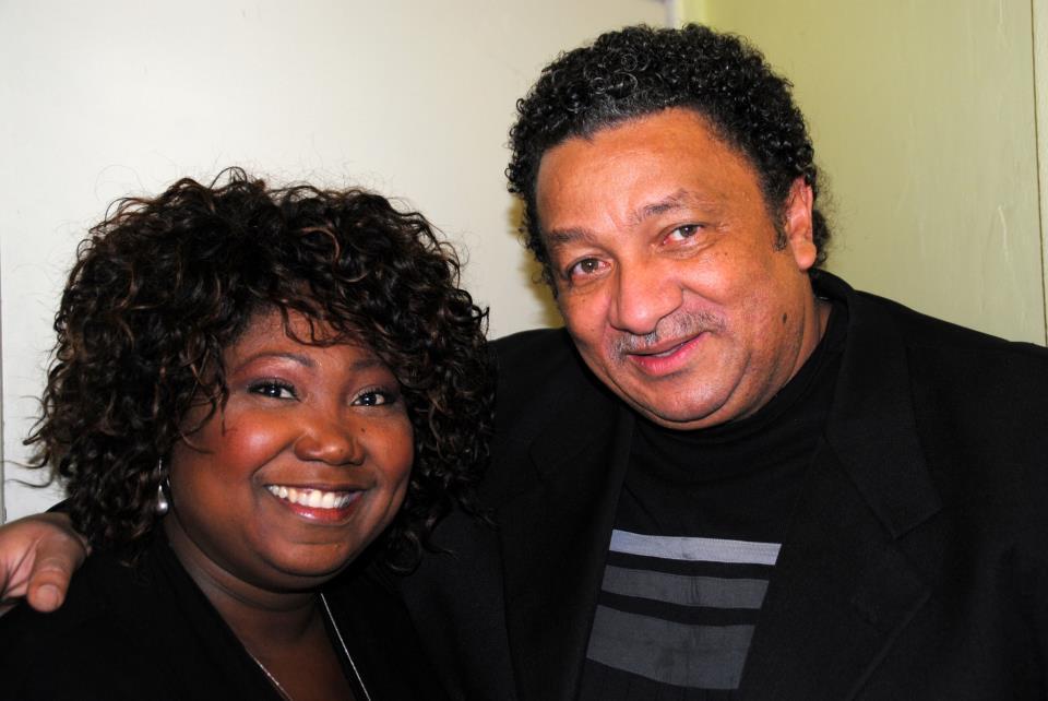 Georges Seba et Maggie Blanchard