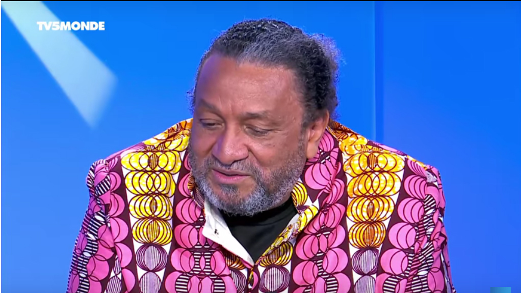 Georges Seba sur TV5 MONDE