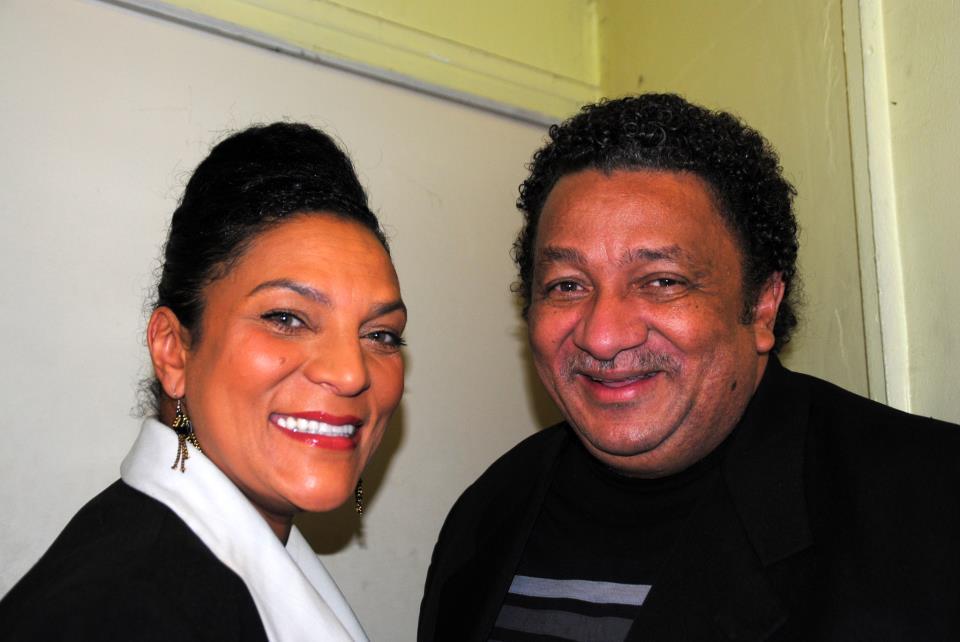 Georges Seba et Céline Cheynut