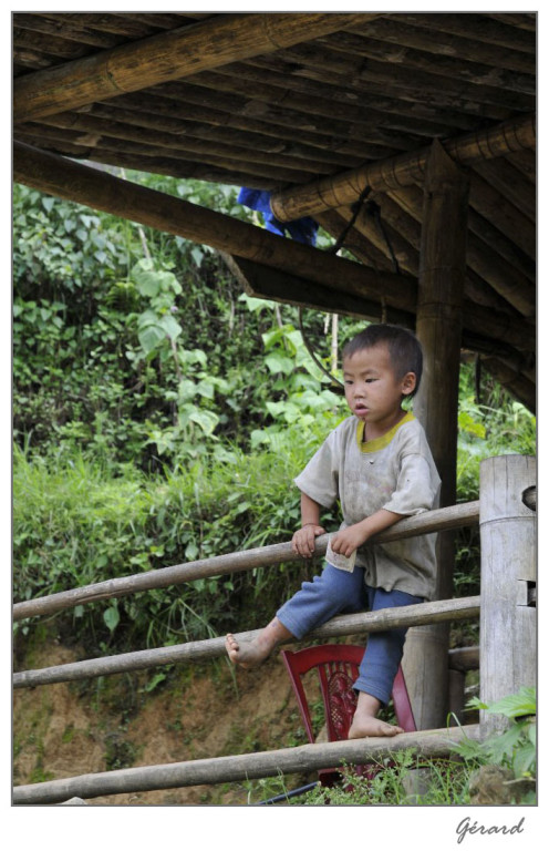 Vietnam  - Enfant