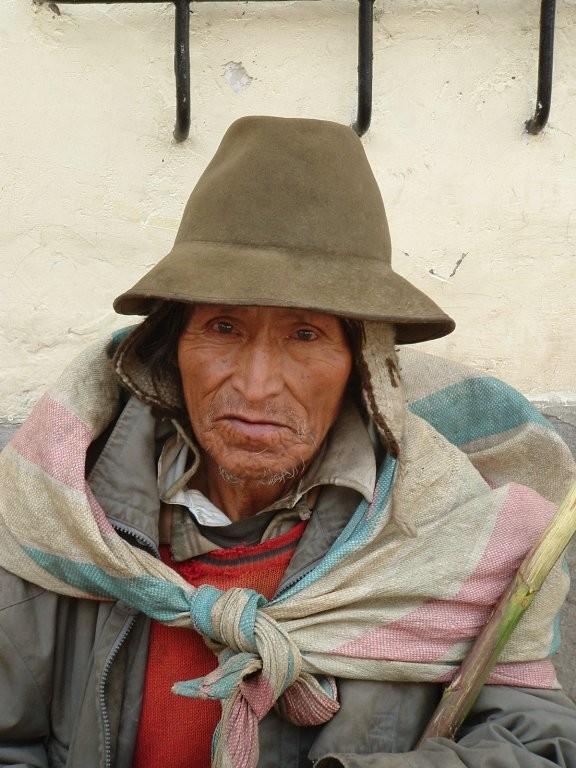 Au PEROU, ce n'esp pas le Pérou