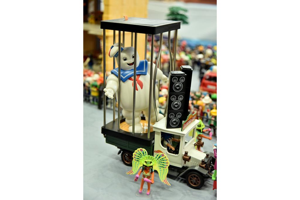En cage - Didier