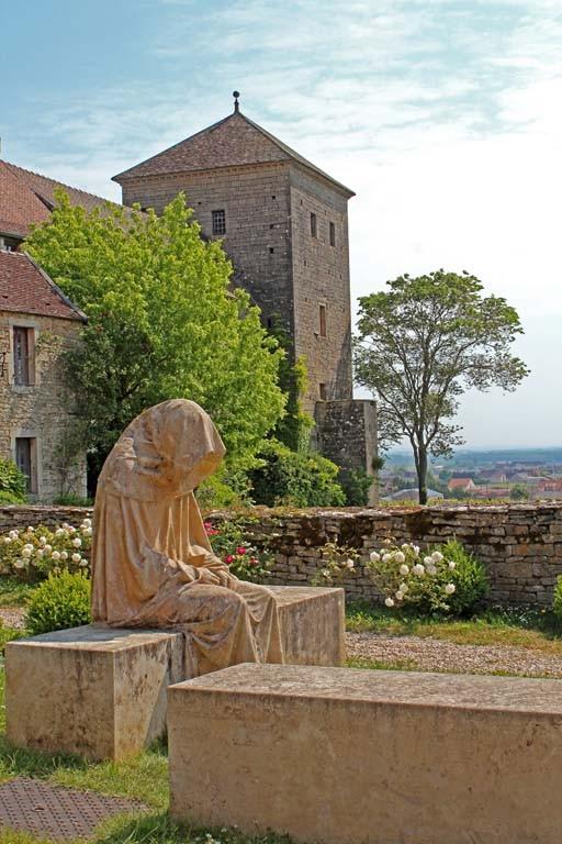 Pascale : Route des Grands crus, Gevrey-Chambertin, Méditation