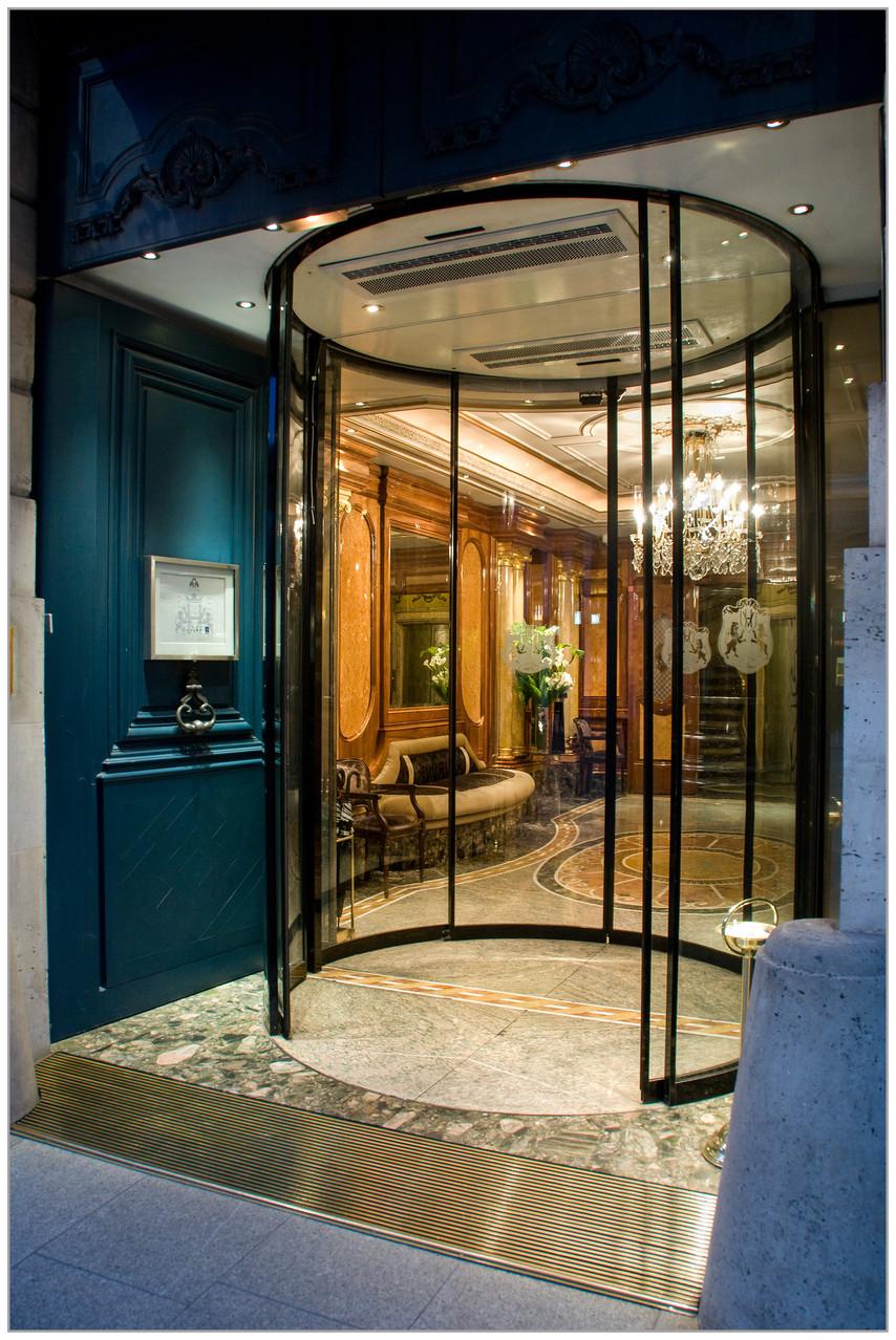 Entrée Hotelliére - Didier