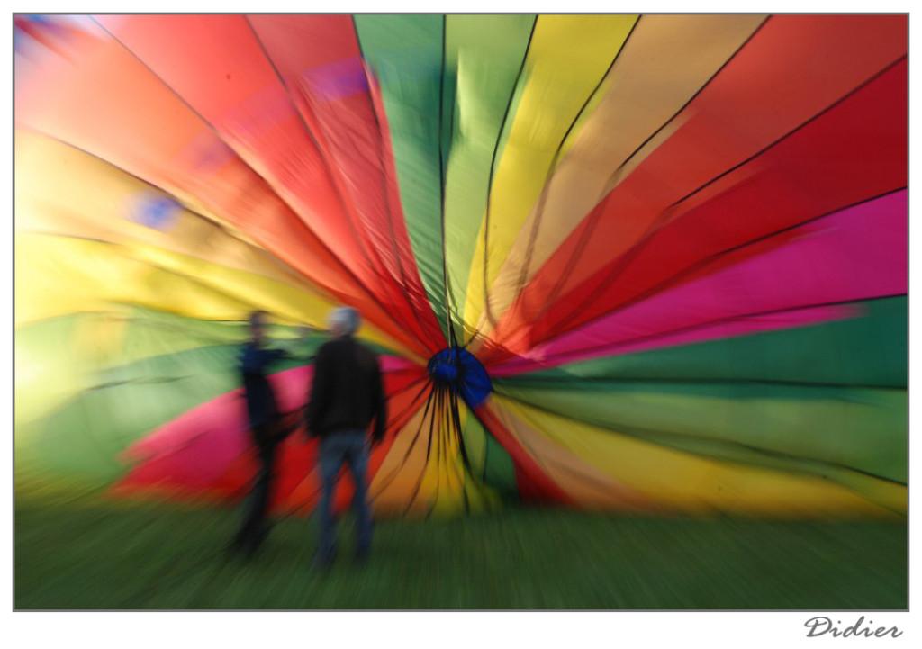 Ballon dirigeable