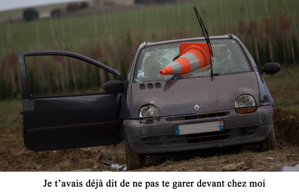 Patrick - Humour noir